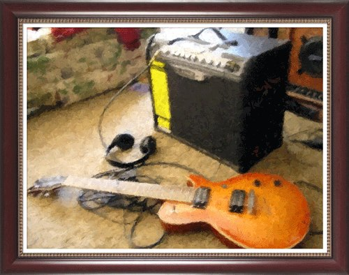 Guitar Practice Equipment