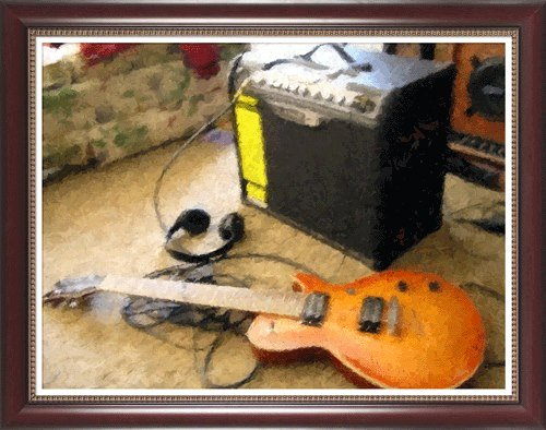 Guitar Practice Amp